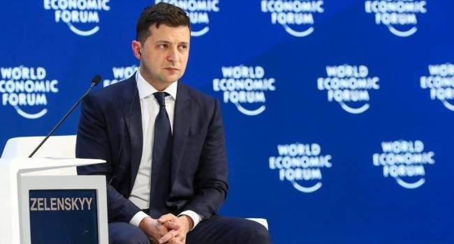 Зеленский на весь мир признался, что в Украине взбесившиеся силовики и налоговая, поэтому без «инвестиционных нянь» никак, – политолог