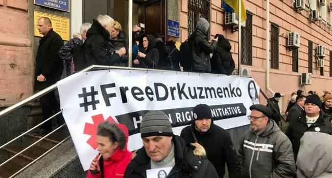 Юрист-международник: страна абсурда – в одном и том же здании требуют освобождения Маркива и «шьют» дело другим защитникам Украины