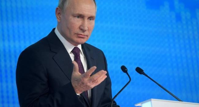 Пионтковский: Для узкого ближнего круга Путин не является абсолютным правителем. Ради сохранения власти ему пришлось принести в жертву Медведева и Кадырова