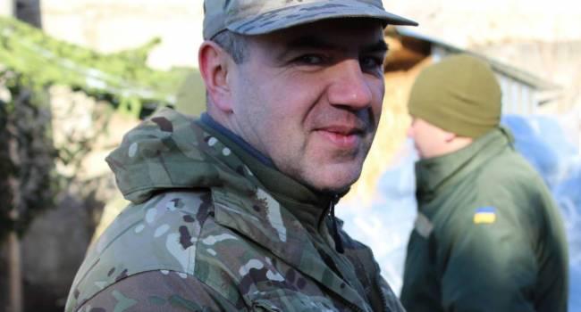 Доник: Зеленскому, Богдану, Разумкову плевать, у них есть охрана, а вот все остальные сторонники примирения – хлебнут полной ложкой