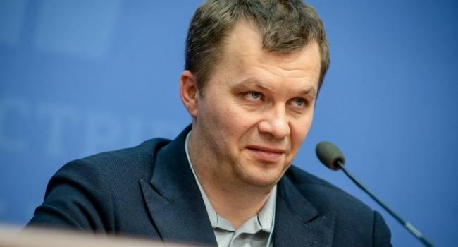 «Кругом одна «зрада». Так трудно жить»: Милованов заявил, что в экономической сфере уже есть сразу несколько важных побед