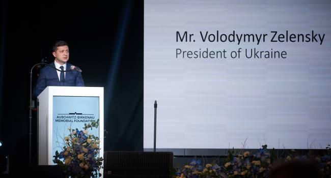 «В преддверии выборов решил уравнять свой рейтинг до 8%»: Блогер прокомментировал заявление Зеленского о вине СССР в развязывании войны