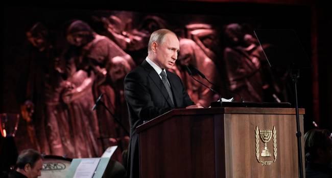 Политолог: Путин хочет снова определять миропорядок, против только Борис Джонсон