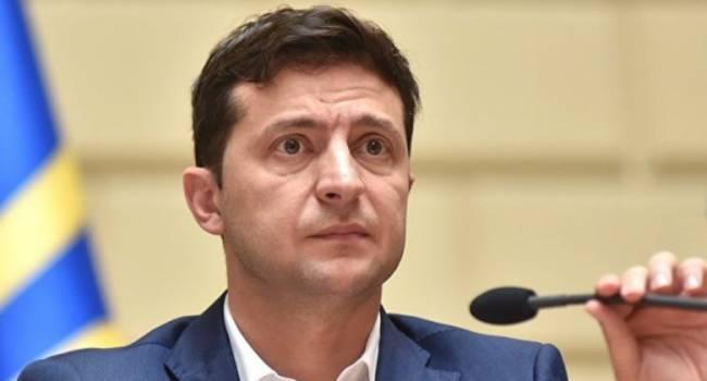 «Добивается переписывания истории»: политолог объяснил, почему Зеленский не появился на Форуме памяти холокоста