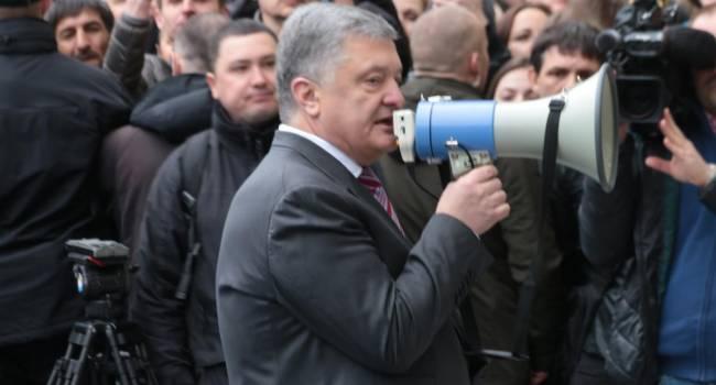 Подоляк: Украинское общество хотело избавиться от Порошенко, поскольку понимало - этот человек действительно может спровоцировать настоящую гражданскую войну