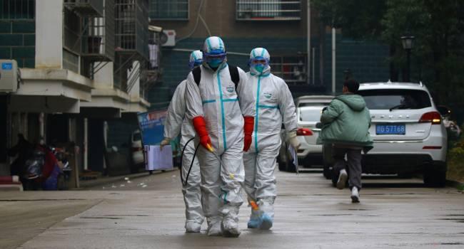 В ВОЗ просят власти Китая не эвакуировать иностранцев