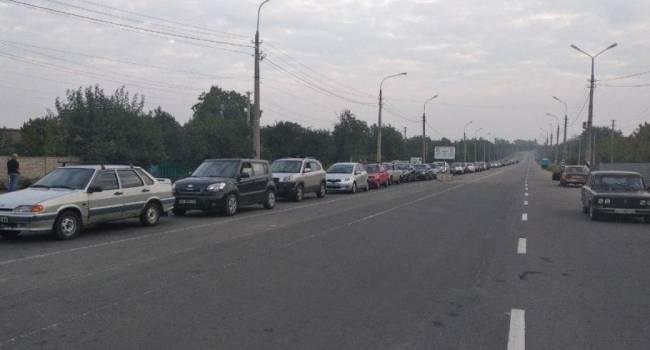 «Что делать людям?»: В Горловке закроют КПВВ – «МГБ ДНР»