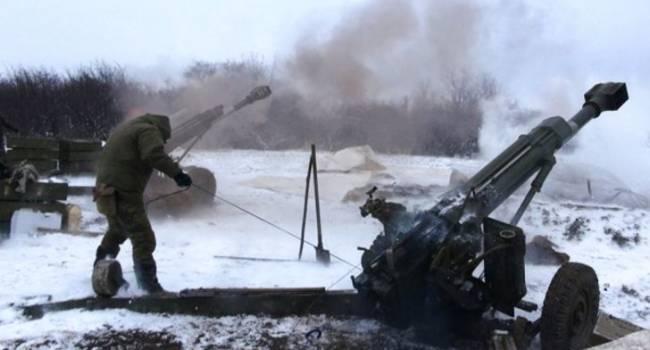 Войска России выжигали землю у Песок минами 82-го и 120-мм калибра – пресс-центр