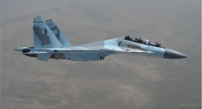 «Полное фиаско»: Военный истребитель РФ новейшей модификации «Су-30МКА» разбился на северо-западе Алжира, пилоты погибли