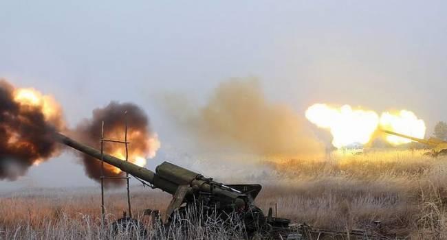 «Прорив оборони ЗСУ»: Найманці «ЛДНР» пішли в широкомасштабну атаку на Донбасі
