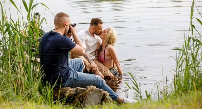 «У нас была нежная love story»: Участники «Топ-модель по-украински» поженились?