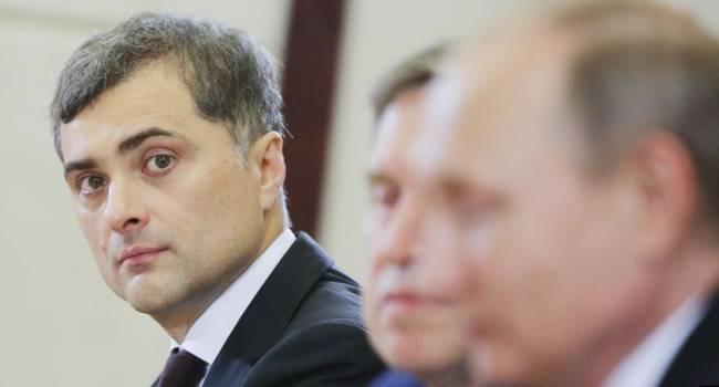 «Из манипулятора он превратился в военного преступника»: Эйдман сравнил Суркова с Геббельсом