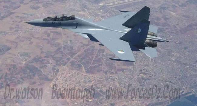 «Пілоти загинули»: Новітній російський винищувач «Су-30 МКА» розбився в Алжирі