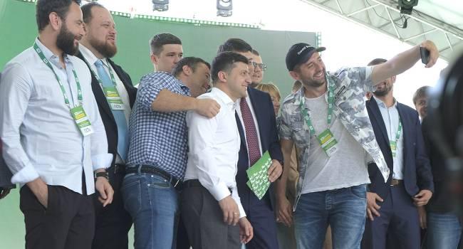 Пекар: Люди Коломойского в «Слуге народа» продолжают раскачивать лодку. Интересно, как долго они еще будут оставаться членами партии Зеленского?