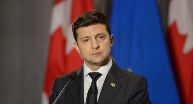 «Перешел в категорию нерукоподаваемых»: Погребинский коротко отреагировал на речь Зеленского в Польше