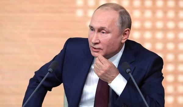Получит новую должность: в России захотели сделать Путина «верховным правителем»