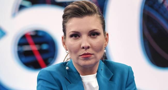 «Смелый, спокойно приехал и выступил»: Скабеева заявила, что Зеленский боится Путина