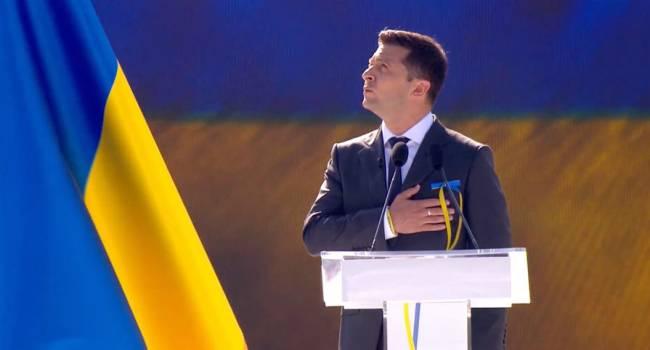 Аналитик: с сегодняшнего дня Зеленский начал борьбу за электорат Порошенко