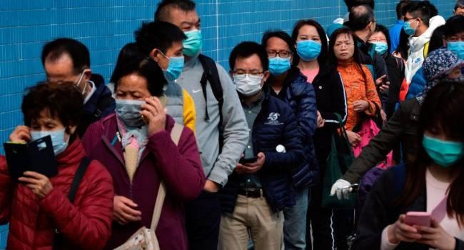 Из Китая срочно эвакуируют иностранных граждан