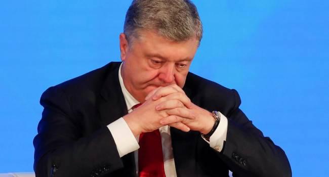Соскин: Порошенко, обвиняя Зеленского во всех смертных грехах, хочет сберечь свою кланово-олигархическую группу
