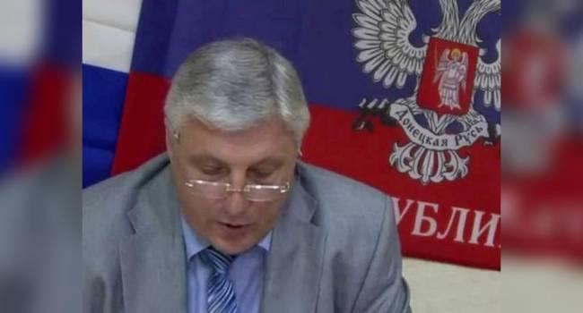 Пушилин 6 лет издевался с жителей «ДНР», теперь он должен ответить за все свои дела – идеолог ОРДО Манекин