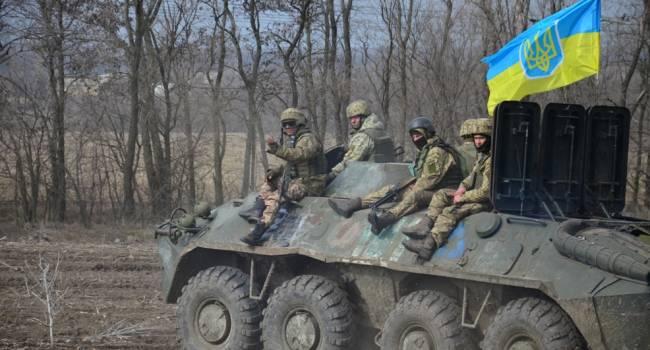 «Дали жару! Слава Україні!»: Війська Путіна атакували позиції ООС, та наткнулись на достойну відповідь