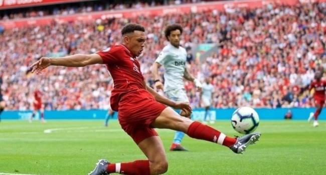 «Ливерпуль в перенесенном матче 18-го тура АПЛ уверенно разобрался с «Вест Хэмом»