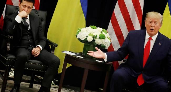 Трамп хочет, чтобы Зеленский стал его адвокатом на судебном процессе в Сенате - Яковина