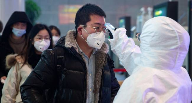 Более 50 украинцев оказались в полной изоляции в Китае из-за коронавируса
