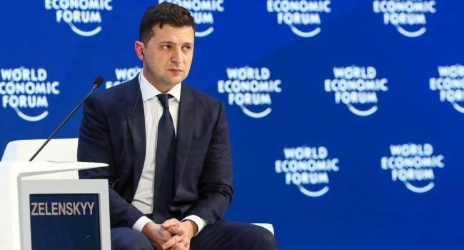 Команда Зеленского подготовила для его выступления в Давосе совершенно провальную, как для экономического форума, повестку - Медведчук