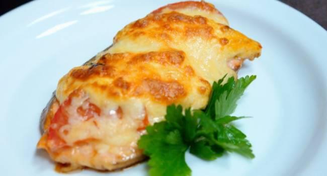 Рецепты от Высоцкой: рыбное филе под сыром