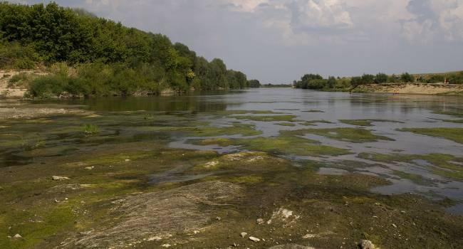 Менее чем за 30 лет в Украине исчезли 10 тысяч рек