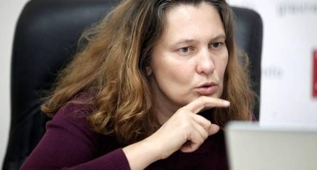 «По сравнению с Донецком – помойка»: Монтян пришла в восторг от посещения «ДНР»