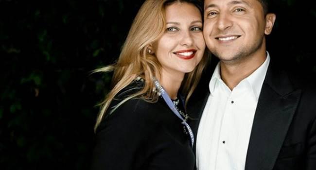 Журналист: Если попытки Елены Зеленской поиграть в «общественную активность» не находят, понимания, то может, ей уйти в тень, оставаясь хорошей мамой и супругой?