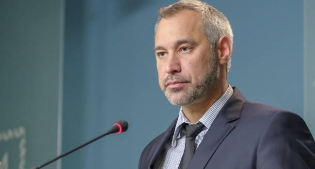 Ситуация в стране неконтролируемая, напоминает 2001 год: Рябошапка сделал резонансное заявление