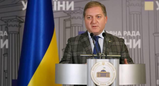 «Лезут в мятый костюм Порошенко»: Волошин прокомментировал действия украинской делегации в ПАСЕ
