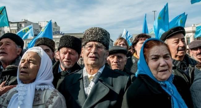 Крымские татары начинают разочаровываться в нынешней украинской власти, и они могут выйти на акции протеста - Каспрук