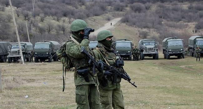 «Боевая подготовка ВС РФ на Донбассе»: В «ЛДНР» отработали сценарий нападения на Украину