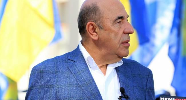 «Сегодня они продают землю, а завтра начнут распродавать крупнейшие украинские предприятия»: Рабинович обрушился с критикой на действующую власть