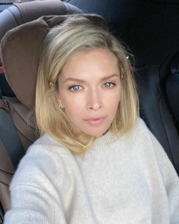 После развода с Меладзе Вера Брежнева подстриглась под каре