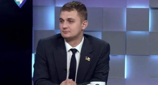 Муждабаев: с товарищем все понятно, самостоятельно этот «защитник русского языка от украинских националисток» не остановится