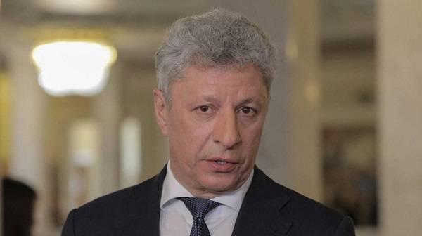 Бойко пообещал добиться отмены законопроекта о рынке земли