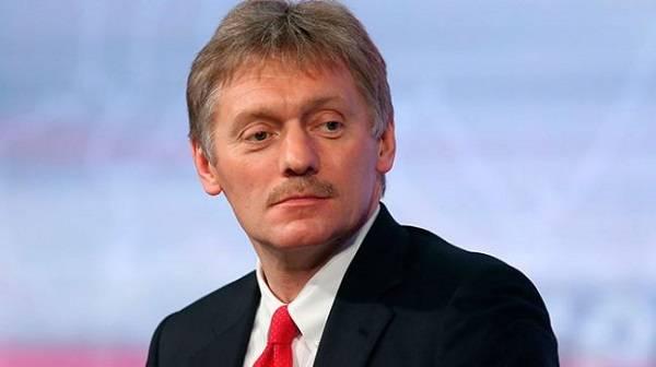 Песков нагло прокомментировал назначение «премьером ДНР» российского чиновника