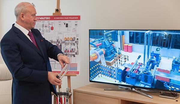 Павел Мельников: «VALTEC. Итальянское качество из России»