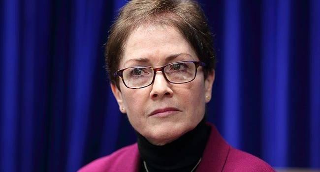 СМИ: Мари Йованович уволилась из Госдепа США