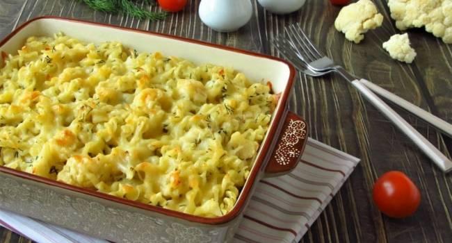 Проверено временем: традиционный рецепт запеканки из макарон и овощей