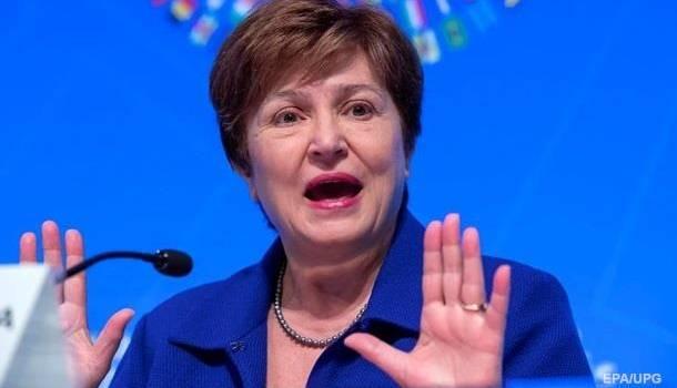 «Хороший прогресс»: глава МВФ прокомментировала выполнение Украиной условий фонда