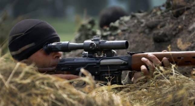 Снайперы «ЛДНР» используют женщин и детей, и стреляют в гражданских – «Патриот»