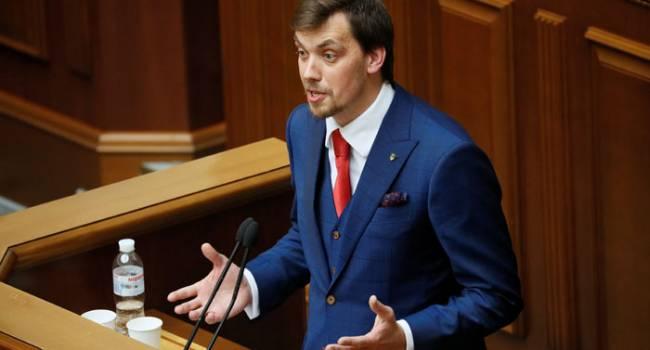 После двух недель распространения коронавируса Гончарук распорядился начать эвакуацию украинцев и Китая