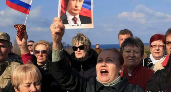 Политолог: в воюющей стране российский медийный контент должен быть запрещен